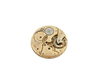 watch mechanism, for reuse, recycling , upcycling, steampunk decoration