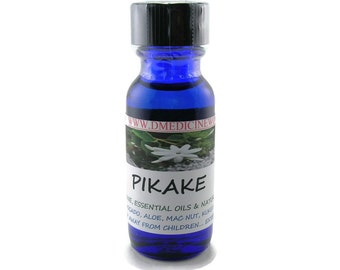 Hawaiian Pikake Jasmine oil  Hawaii Aromatherapy natural ready to wear oil blends handmade from essential oil