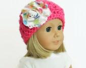 18 Inch Doll Hat - Doll Beanie
