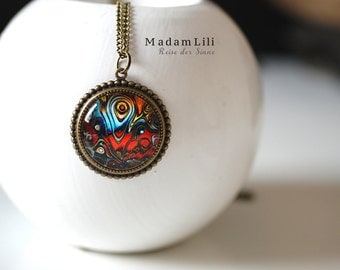 Travel of senses III Nostalgic Necklace