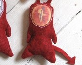 Feline Retribution Cat Toy - Frodo fans, vengeance is yours!  - LOTR Sauron cat toy - organic catnip filled -  Hobbits for the Holidays