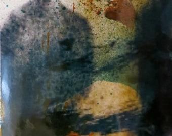 Painting series Original abstract art figure by Julie Steiner