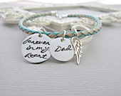 Personalized Jewelry, Bracelet, Silver, Custom, Angel Wing Jewelry, Angel wing Bracelet, Jewelry, Personalize Bracelet, Silver Bracelet