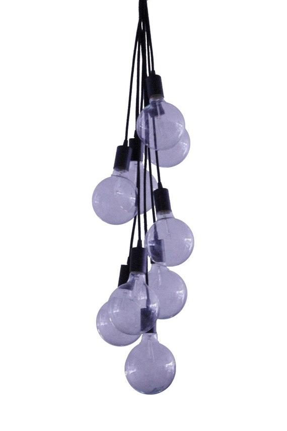 9 cluster pendant lighting cluster custom any by