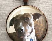 Reserve Sale for Cynthia ~ Custom Dog Keychain from Your Photo ~ Dog Keychain ~ Photo Keychain ~ Gifts for Him ~ February Birthday