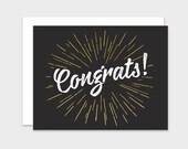 Congrats - Classic Card