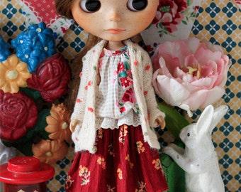 Sugarbabylove - Rose set for Blythe