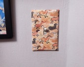 Paleolithic Cave Horses Light Switch Plate