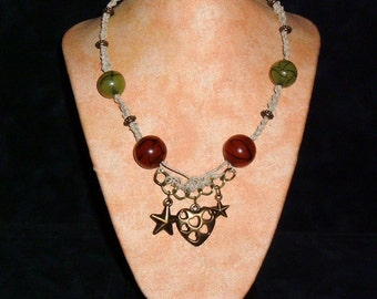 Gypsy Necklace Hemp Odd