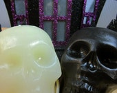 Alas Poor YORICK Soap on a ROPE - Black or GLOW - Vegan