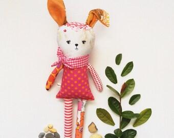 Nettie an oddbunny doll