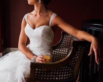 Wedding Hair Fascinator, Wedding Hair Accessories, Feather Hair Clip, Wedding Hair Clip, Bridal Fascinator, Wedding Veil, Peacock Fascinator
