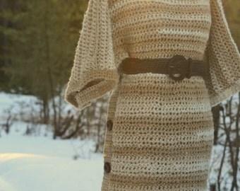 Adeline Sweater & Tablitha Belt crochet patterns