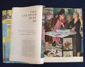 1947 McCalls Magazine