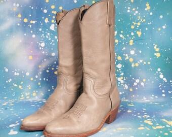 FRYE Cowboy Boot Men's Size 9 .5