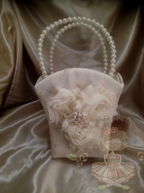 Flower Girl Baskets Wedding Flower Girl Baskets