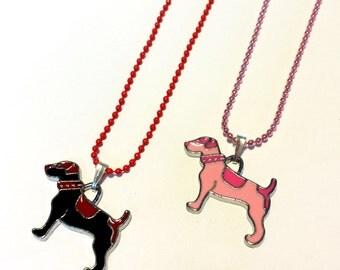 Sale! Hound dog Necklaces