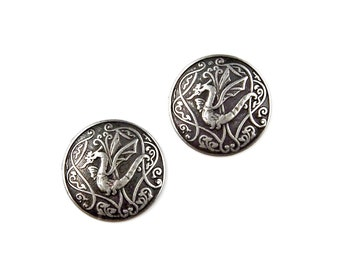 Dragon Limited Edition Cufflinks - Gifts for Men - Anniversary Gift - Handmade - Gift Box Included