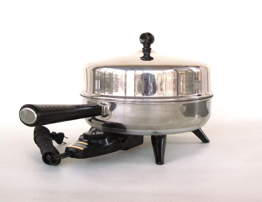 Farberware Electric Frying Pan 10 5 Skillet 300 A