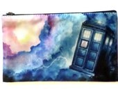 Within the Vortex - Small Cosmetic Bag