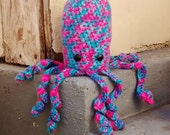 Amigurumi Crochet OCTOPUS! Custom Made, Great for KIDS!