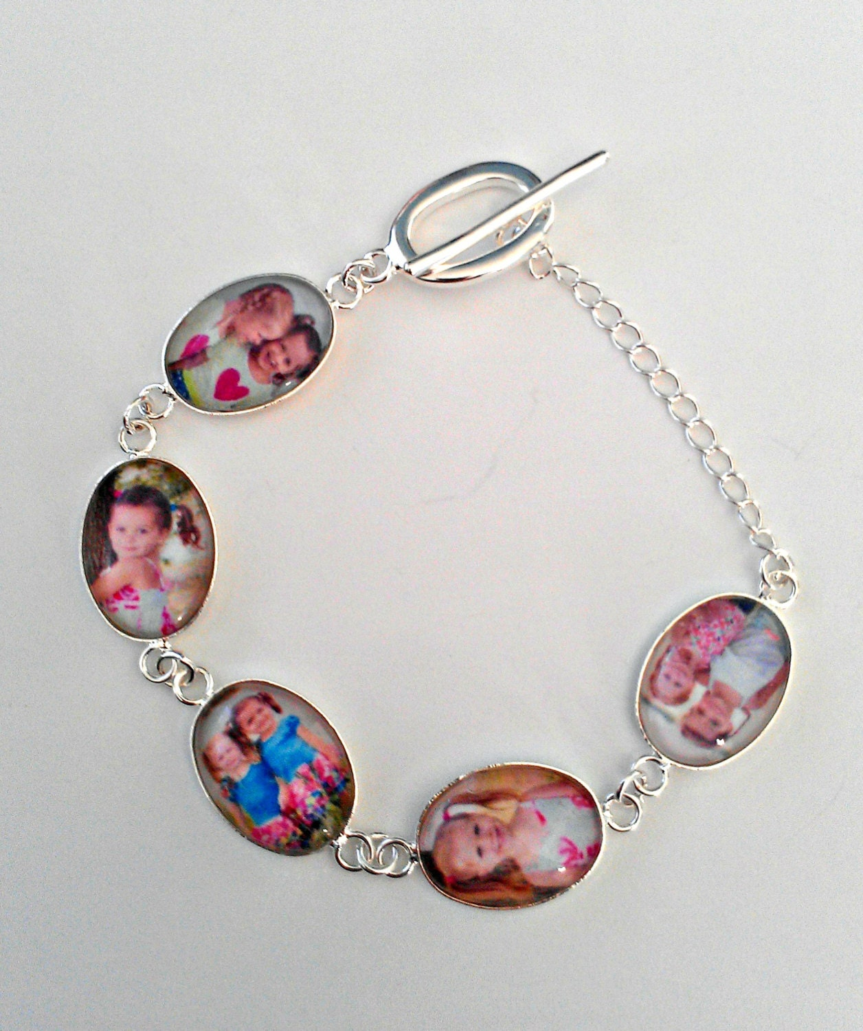 personalized grandmother s charm bracelet by