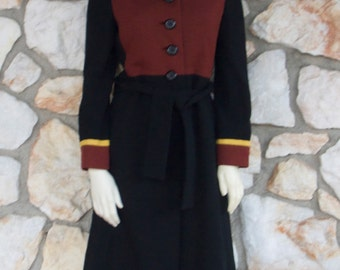 Vintage Women's Rodrigues Long Winter Coat