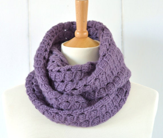 Knitting Pattern Infinity Scarf Easy Beginner Knitting Pattern Stacy Infinity...