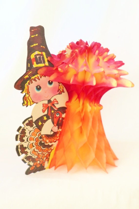 Paper thanksgiving decorations - photo#55