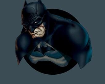 Batman Bust Pinup