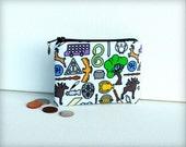 Harry Potter - Coin Purse - Zippered Wallet