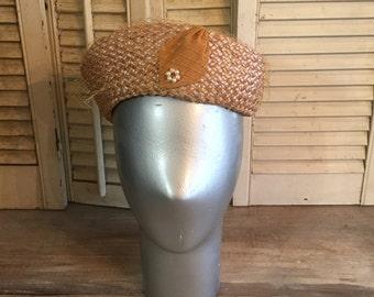 Hat Womens Hat Straw Hat