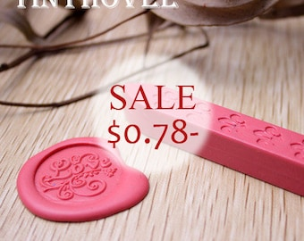 1 pc Sealing Wax Stick for Wax Seal Stamp - Pink