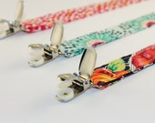 Pacifier Clip - Katy Jones' Priory Square collection - The Shambles
