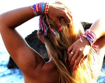 Beach Bandit Friendship Bracelet. Part Two.