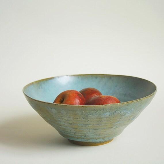 Portafrutta ceramica di jenniohcrafts su etsy