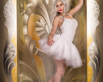 Adult tutu, rave raver outfit. rave tutu, edc tutu, sewn tutu, tulle skirt, bridal tutu, bridesmaid tutu skirt