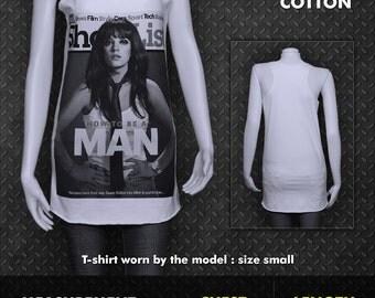 Lily Allen English Singer The Truth About Love Sheezus Pop Ska Women's T-Shirt