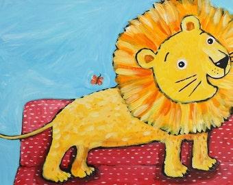 Original signed Children's book Artwork