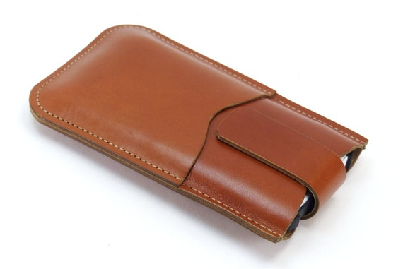 leather iphone 6 plus otterbox holster belt loop card