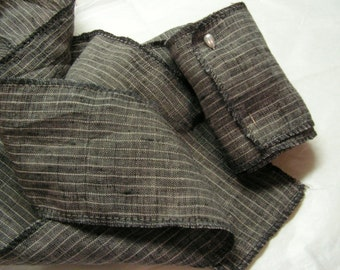 Leg Wraps, Grey