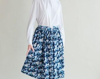 Floral skirt - 25% off!