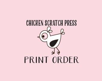 Pick a Print