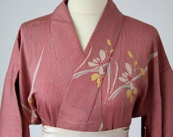 Vintage Antique Silk Kimono