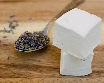 Lavender + Honey Marshmallows