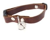Fancy Leathers Cat Collar Breakaway