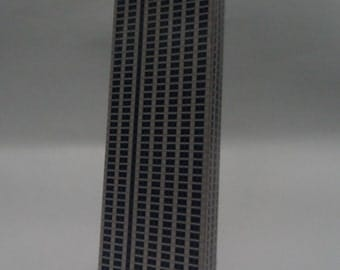 Paper Model of 50-Storey Building (Files for Download)