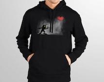 Kingdom Graffiti (Kingdom Hearts) hoodie