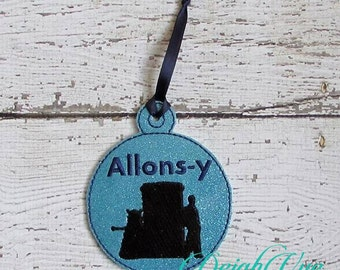 ITH Allonsy Ornament