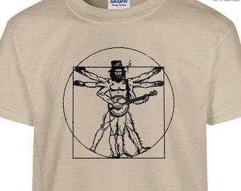YOUTH / KIDS Banjo T Shirt Bluegrass Kids T Shirt Kids Folk Rock T Shirt Funny Kids Shirt Funny Youth Banjo Shirt